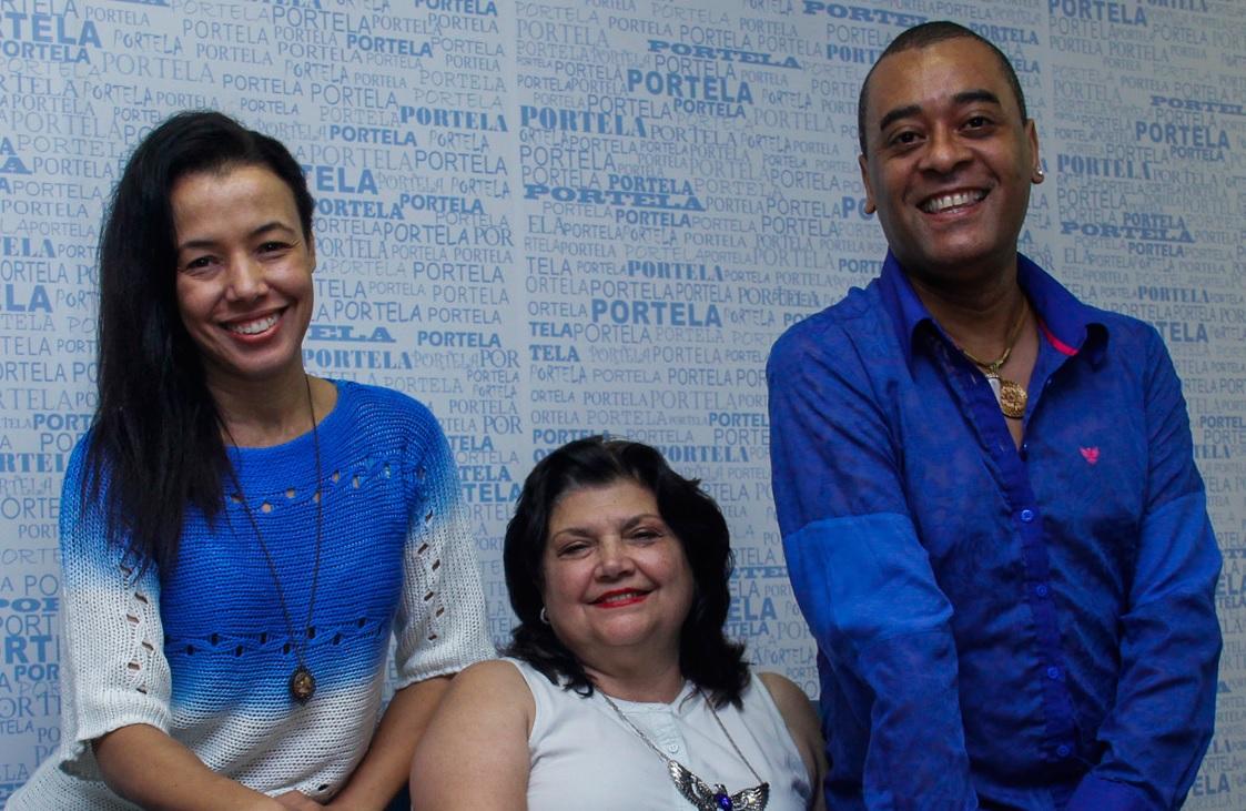 Portela terá trio de coreógrafos na CF