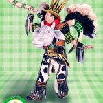 Ala 13 – Rei do Gado  (Ala Força Verde)