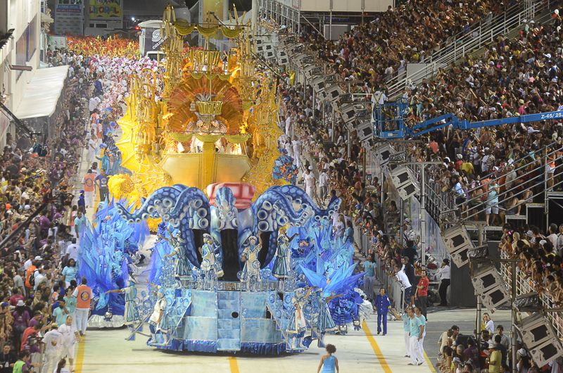 Carnaval de Vitória será lançado no sábado
