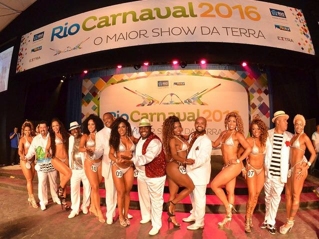 Rei Momo e Rainha do Carnaval serão escolhidos nesta sexta