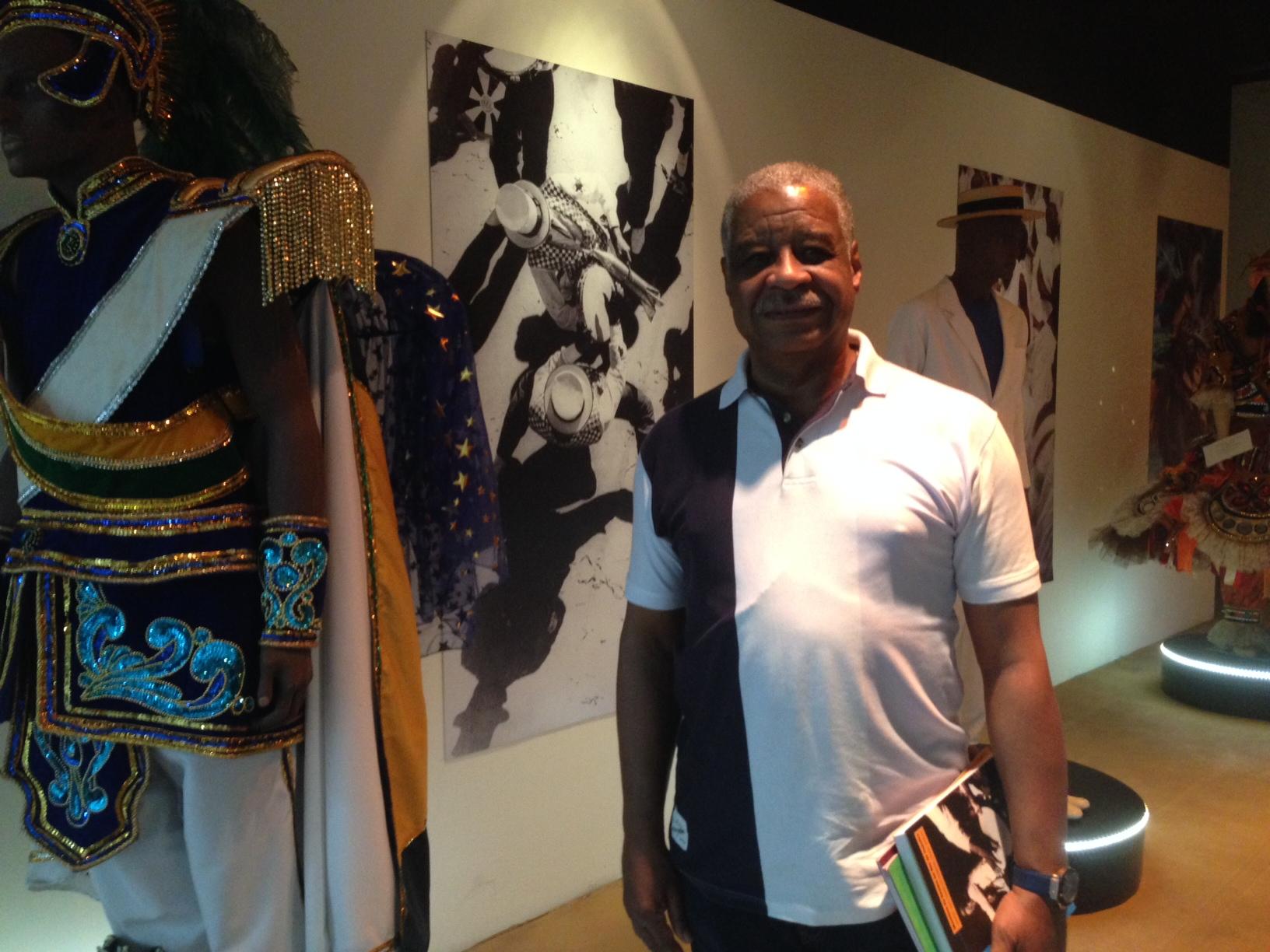 Museu do Samba grava depoimentos de Ubirany e Tia Glorinha