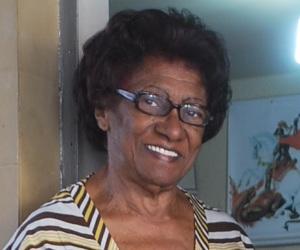 Tia Alice Estácio de Sá Depoimento Museu do Samba