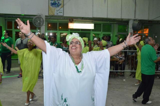 Mocidade fará maratona de samba no sábado