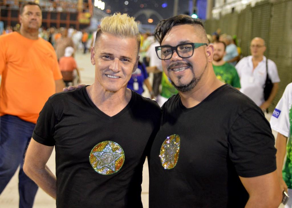 Mocidade renova com Alexandre Louzada e Édson Pereira