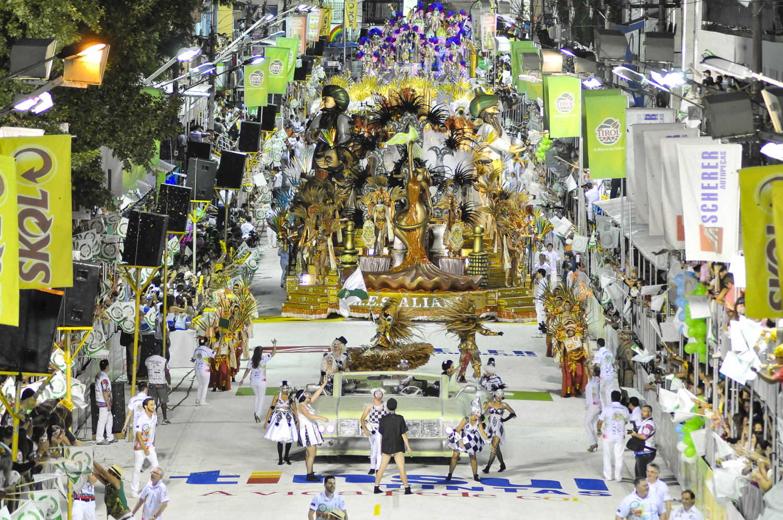 Assista ao Carnaval de Joaçaba/SC