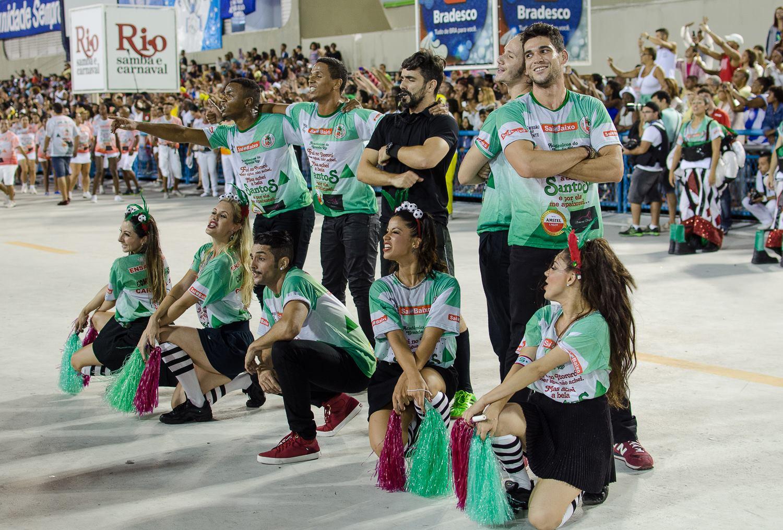 Samba da Grande Rio ao vivo