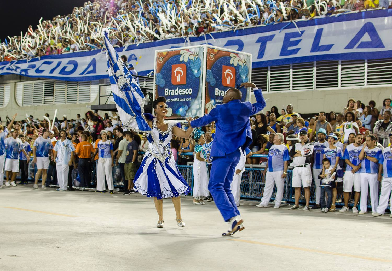 Samba da Portela ao vivo