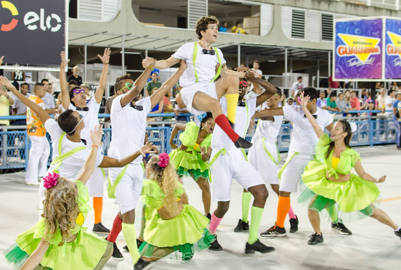 Samba do Império da Tijuca ao vivo