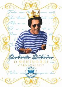 Logo do enredo Roberto Ribeiro