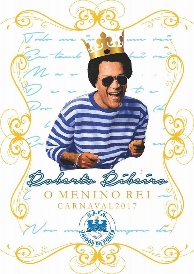 Unidos da Ponte homenageará Roberto Ribeiro