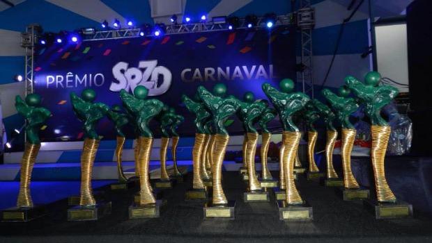 Prêmio SRZD Carnaval AO VIVO