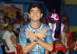 Coreógrafo Jardel Lemos, foto Adriana Vieira