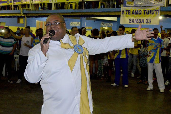 Tuiuti comunica desligamento de Daniel Silva