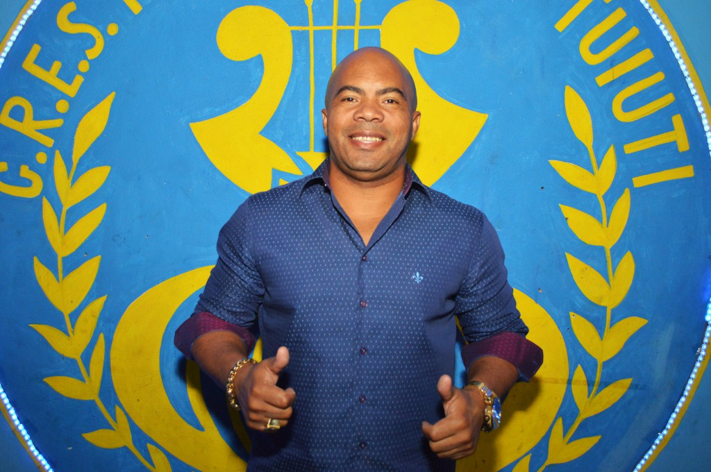 Renato Thor volta à presidência do Tuiuti