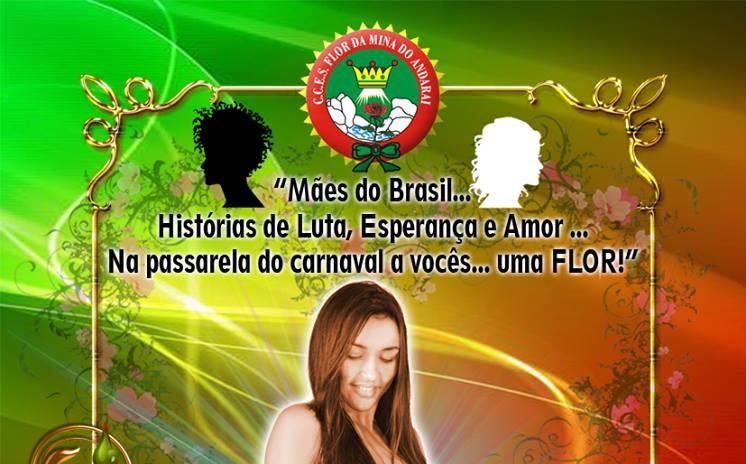 Flor da Mina do Andaraí realiza leitura de sinopse nesta segunda-feira