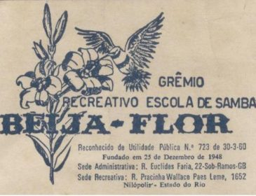 A Beija-Flor de Ramos