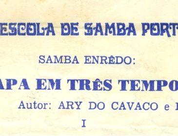 O papel do samba-enredo