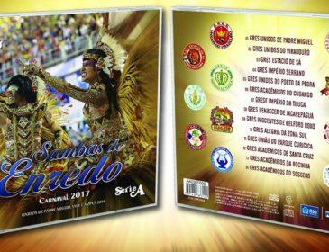 Lançamento do CD da Série A ao vivo!