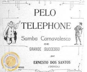 Ouça o especial de 100 anos do samba com Luiz Antonio Simas