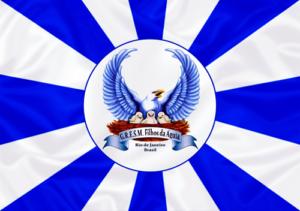 bandeira_do_grcesm_filhos_da_aguia
