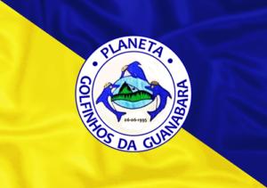 bandeira_do_grcesm_golfinhos_do_rio_de_janeiro