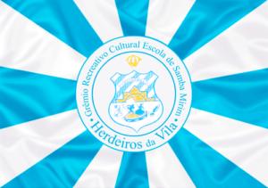 bandeira_do_grcesm_herdeiros_da_vila