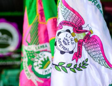 Lins Imperial divulga samba para o Carnaval 2018