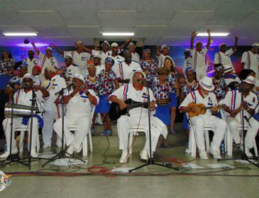 União da Ilha lança velha guarda musical