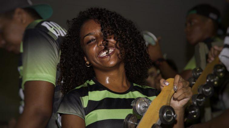Cubango fará ensaio técnico no centro de Niterói