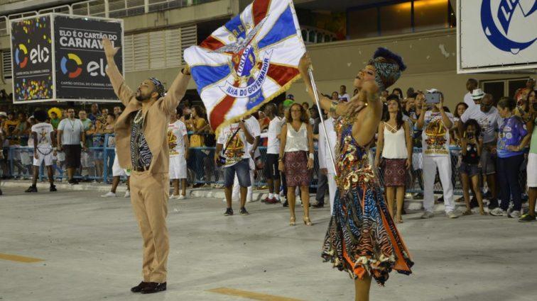 Ouça o samba da União da Ilha em exclusiva versão ao vivo
