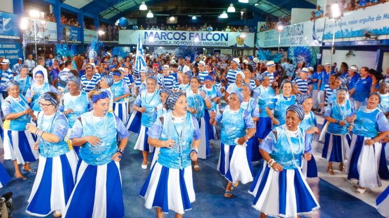Portela recebe Unidos da Tijuca nesta sexta-feira