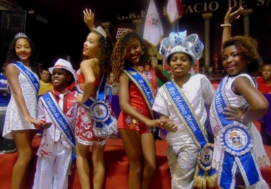 Inscrições abertas para rei momo, rainha e princesas do carnaval mirim