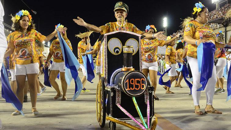 Ouça o samba do Império da Tijuca em exclusiva versão ao vivo