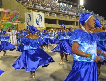 Ouça o samba da Portela em exclusiva versão ao vivo