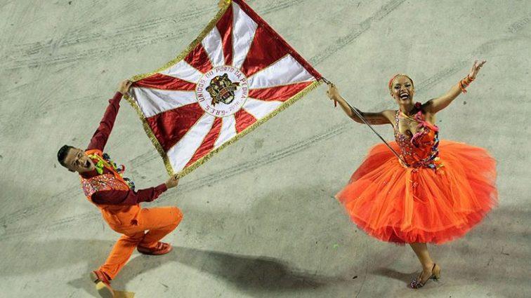Ouça o samba da Porto da Pedra em exclusiva versão ao vivo