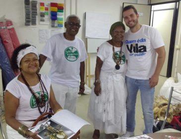 Jongo da Serrinha participará do desfile da Vila