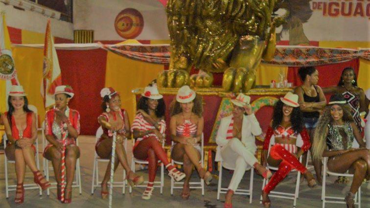 Leão de Nova Iguaçu elege musa do Carnaval 2017 nesta sexta