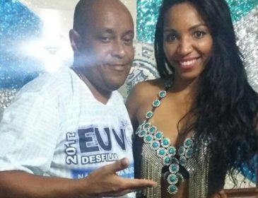 Tatiane Correa é a nova rainha de bateria da Caprichosos de Pilares