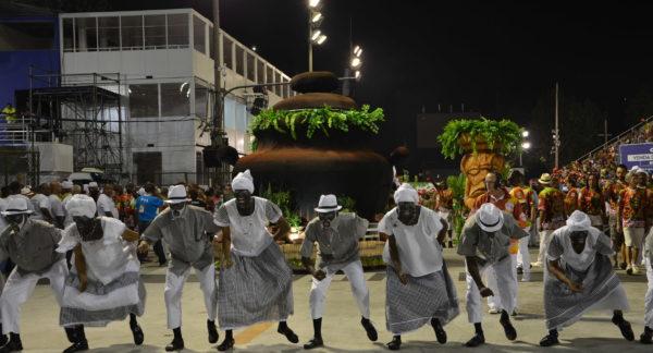 Ouça o samba da UPM em exclusiva versão ao vivo