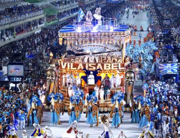 Acabamento visual foi o ponto fraco do desfile da Vila Isabel