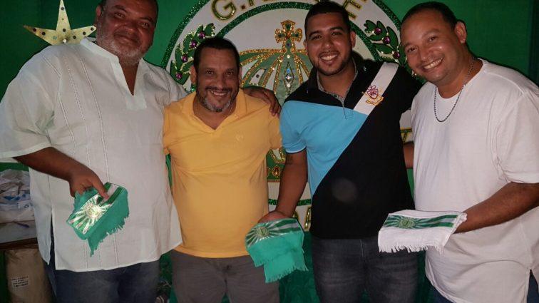 Jorge Caribé e Sandro Gomes são os novos carnavalescos do Império da Tijuca