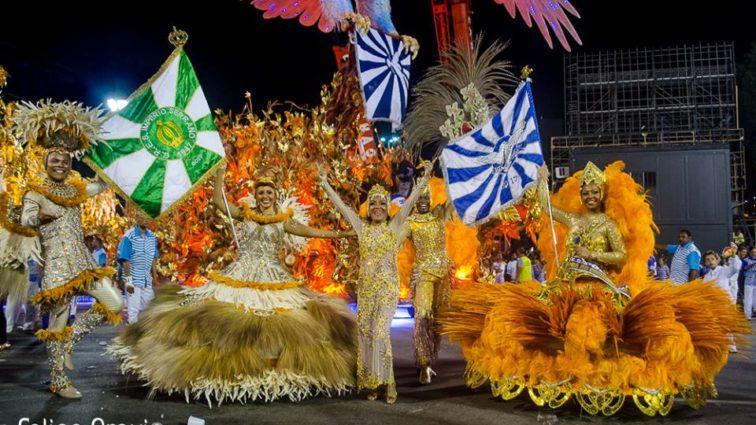 Neste sábado tem Feijoada da Rádio Arquibancada com as campeãs do Carnaval