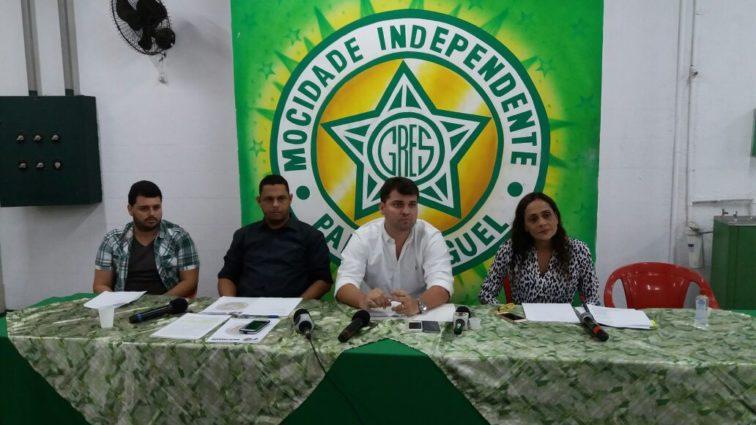 Mocidade pedirá divisão de campeonato com a Portela