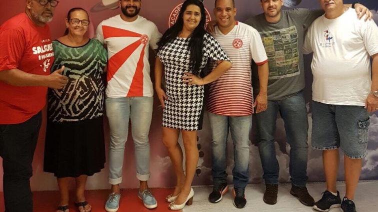 Leonardo Bessa e Hudson Luiz são os intérpretes do Salgueiro para 2018
