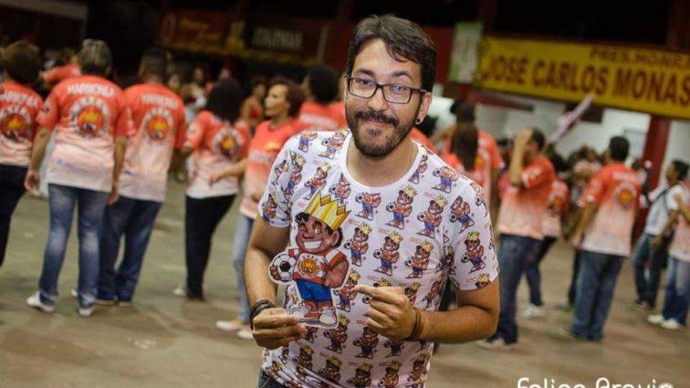 Jorge Silveira não é mais carnavalesco da Viradouro