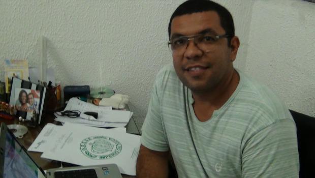 Júnior Pernambucano deixa o Império da Tijuca