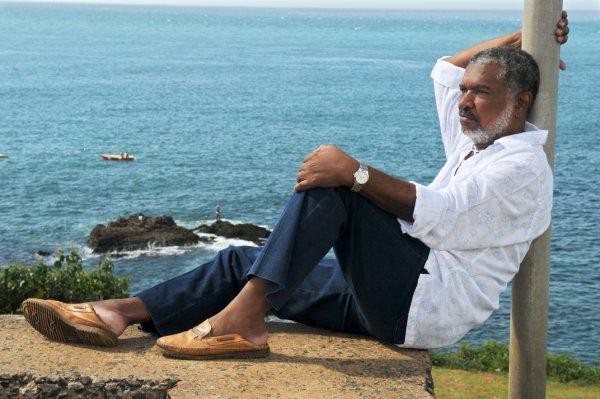 Nelson Rufino na Feijoada da Portela