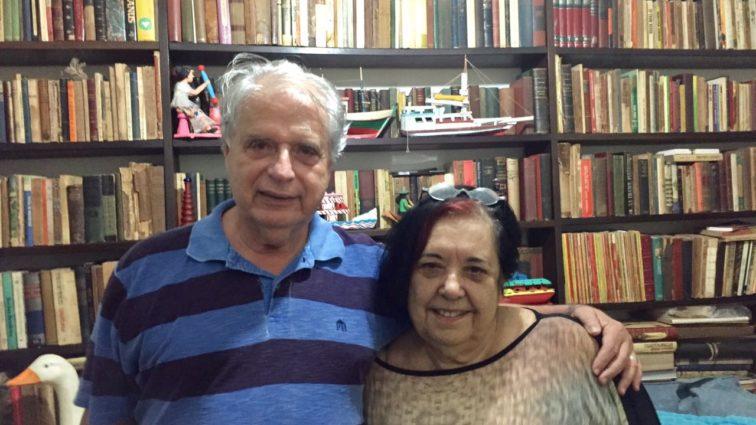 Rosa Magalhães na Portela