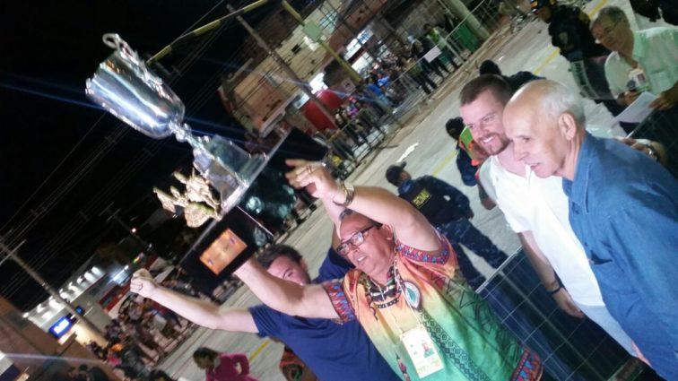 Os Rouxinóis conquistam o bicampeonato de Uruguaiana