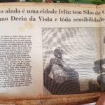 Reportagem sobre Silas e Mano Décio